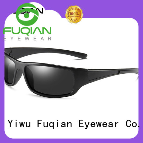 Fuqian new polarized sunglasses factory for outdoor activities