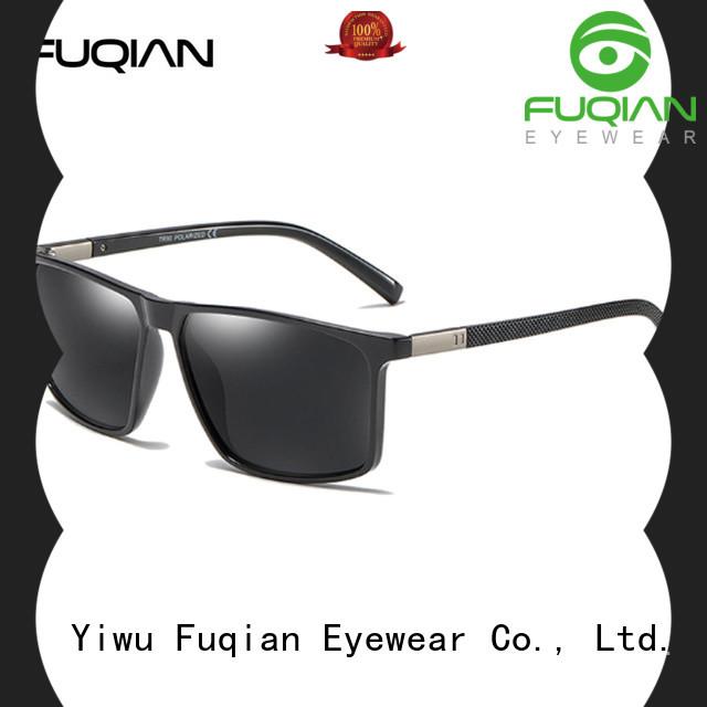 Fuqian polarized sunglasses for men customized for men