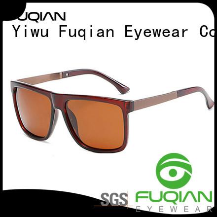Fuqian men sunglasses customized for running