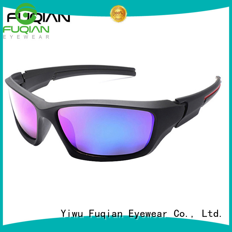 Fuqian high definition polarized sunglasses suitable for any face for gentlemen