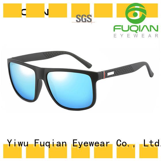Fuqian fashion men sunglasses fashion design for sport