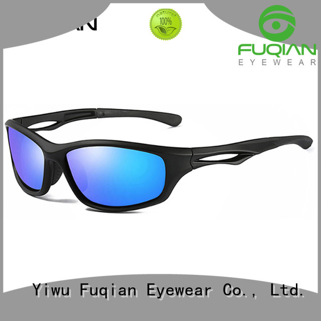 Fuqian mens sport sunglasses suitable for any face for sport