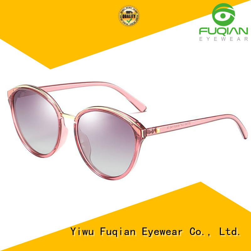 Fuqian cheap polarised sunglasses company for sport