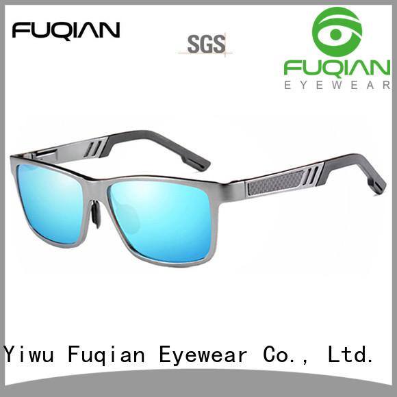 male luxury sunglasses customized for men Fuqian