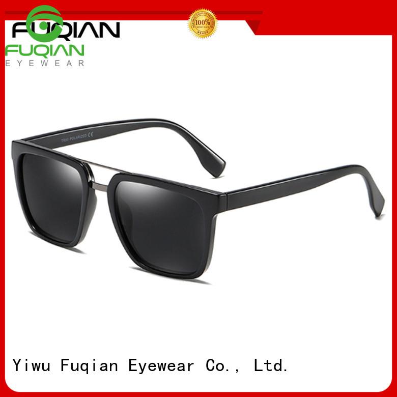 Fuqian custom mens fashion sunglasses factory for driving