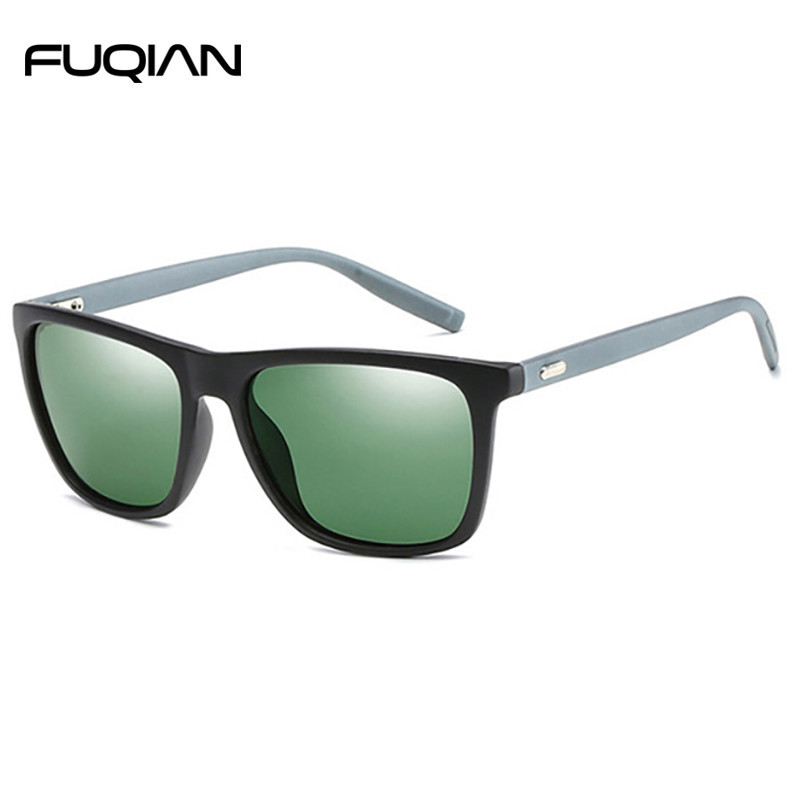 Stylish Plastic Outdoor Reflective  Polarized Sunglasses For Women Men