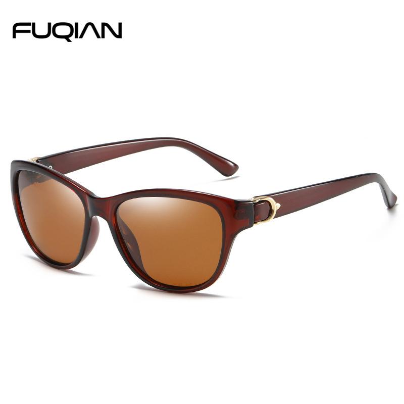 Fuqian ray ban sunglasses women manufacturers for lady-1