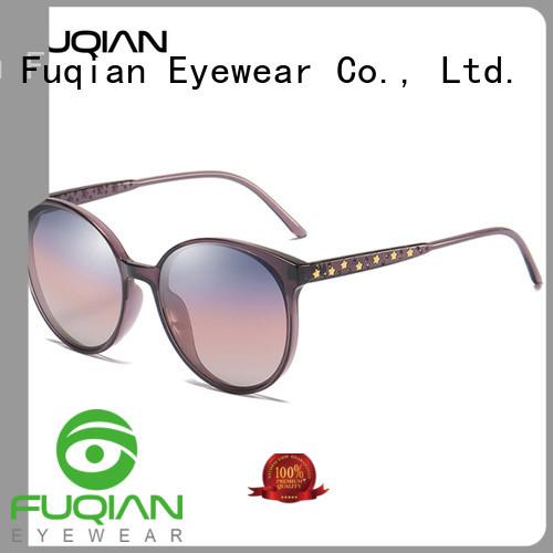 Fuqian women female sunglasses for sport