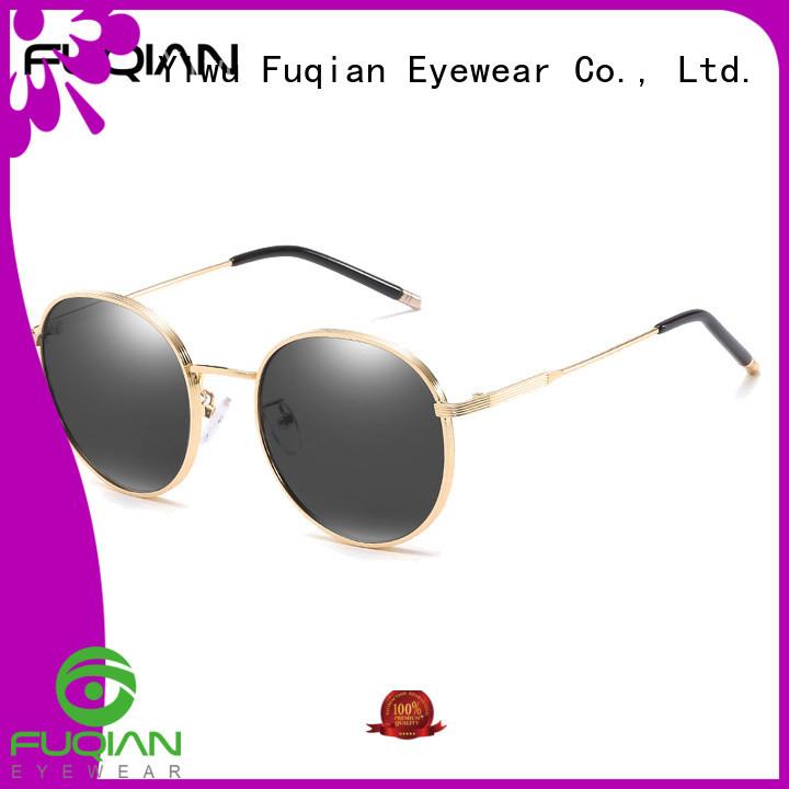 female sunglasses customized for lady Fuqian