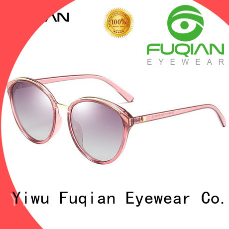 Fuqian stylish women sunglasses