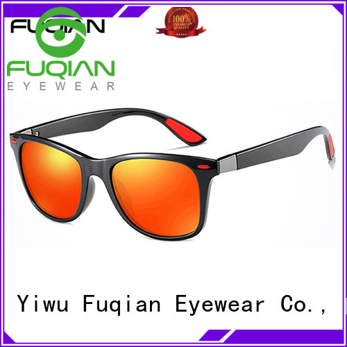 Fuqian running sunglasses Suppliers for sport
