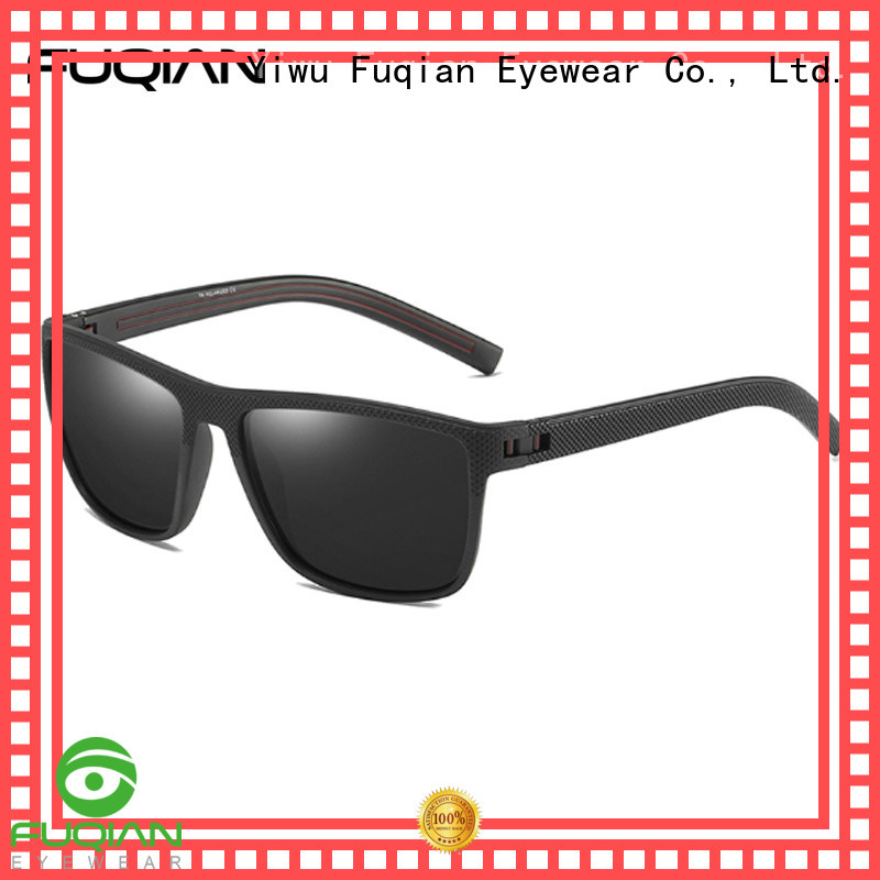 Fuqian male sunglasses manufacturers for running