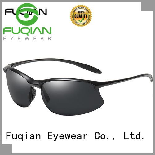 mens sport sunglasses metal frame for gentlemen