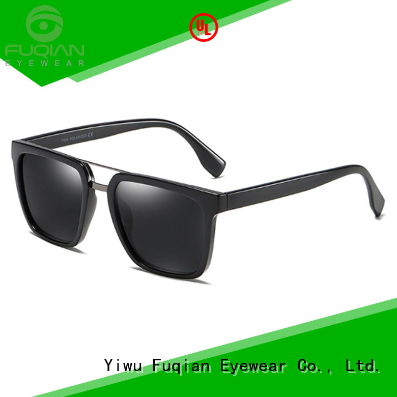 fashion dark sunglasses customized for running