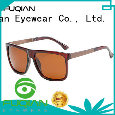 Fuqian casual sunglasses mens manufacturers for driving