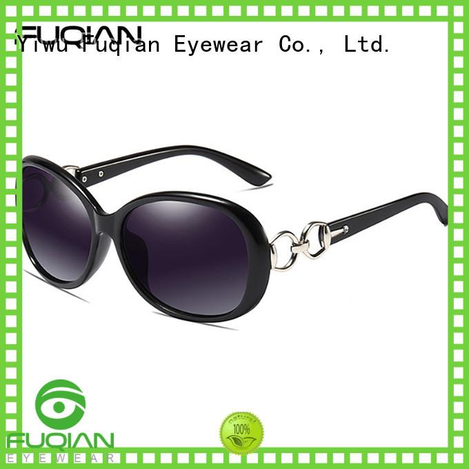 Fuqian girls ladies polarised sunglasses factory