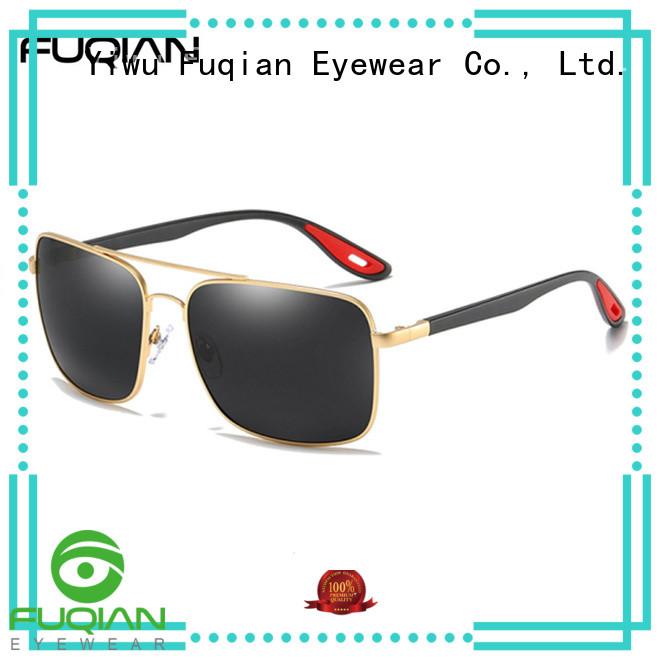 male sunglasses fashion design for driving Fuqian