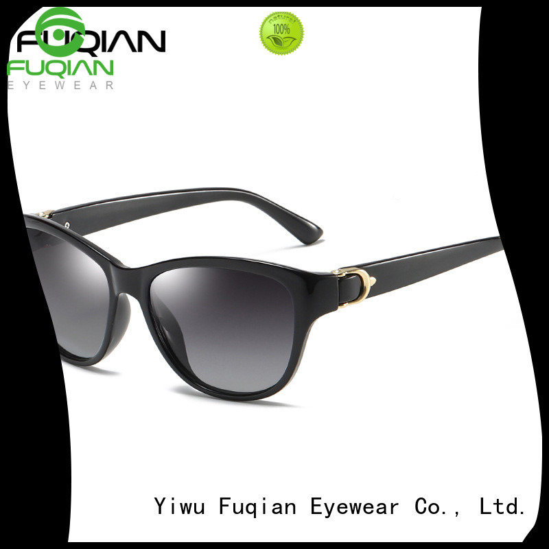 Fuqian lightweight female sunglasses buy now for women