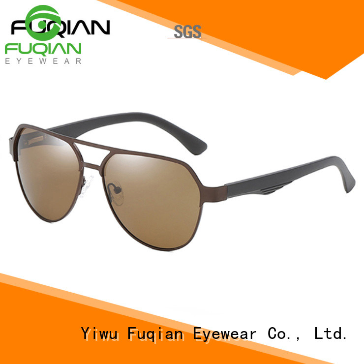 Fuqian bulk sunglasses Suppliers for men