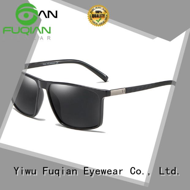 Fuqian fashion ray ban sunglasses men fashion design for driving