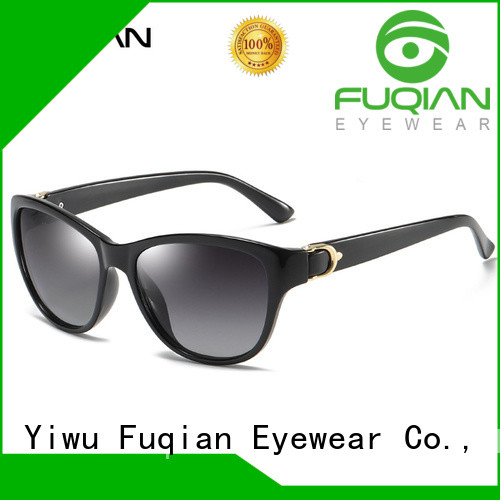 Fuqian choppers sunglasses for business for lady