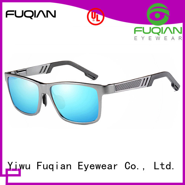 Fuqian best sunglasses for men factory price for sport
