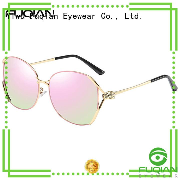 female sunglasses for racing Fuqian