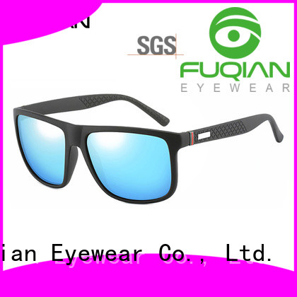 Fuqian mens luxury sunglasses Suppliers for sport