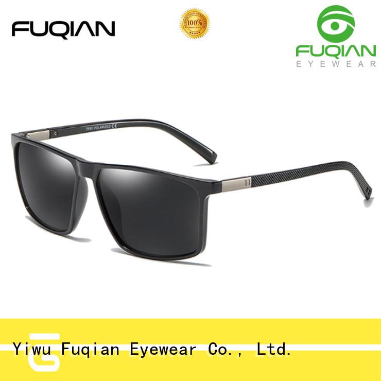 Fuqian male sunglasses customized for sport