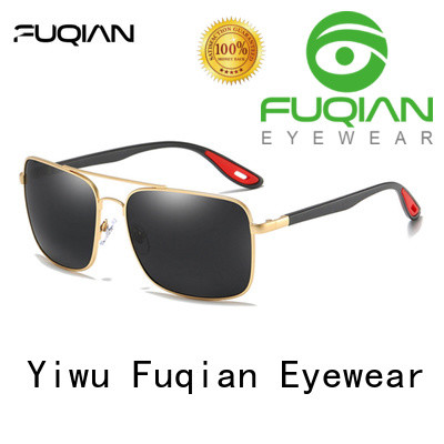 Fuqian flip up sunglasses for business for driving