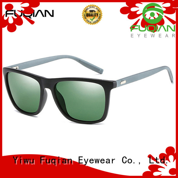 Fuqian male sunglasses fashion design for driving