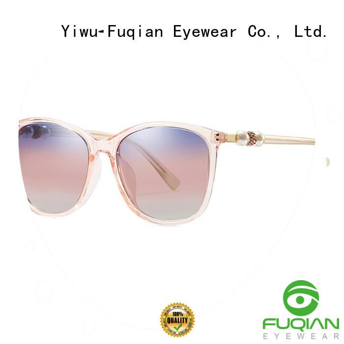 Fuqian how do polarized sunglasses work company for women