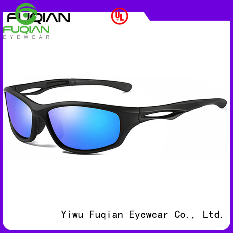 Fuqian sports sunglasses suitable for any face for lady
