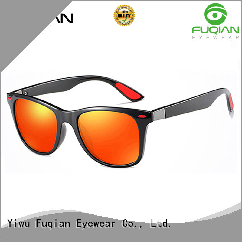 Fuqian male polarized sunglasses for men customized for running