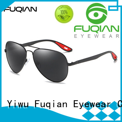 Fuqian oversized sunglasses Suppliers for driving