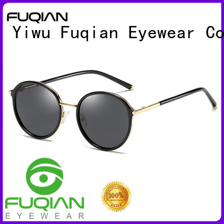 Fuqian girls choppers sunglasses factory for lady