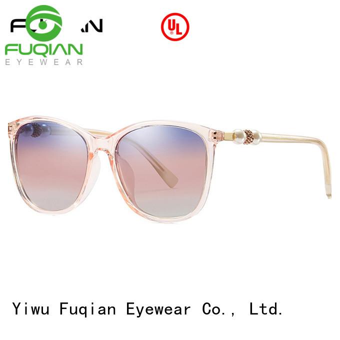 Fuqian Top buy polarized sunglasses factory