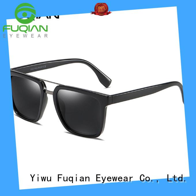 Fuqian casual sunglasses mens fashion design for sport
