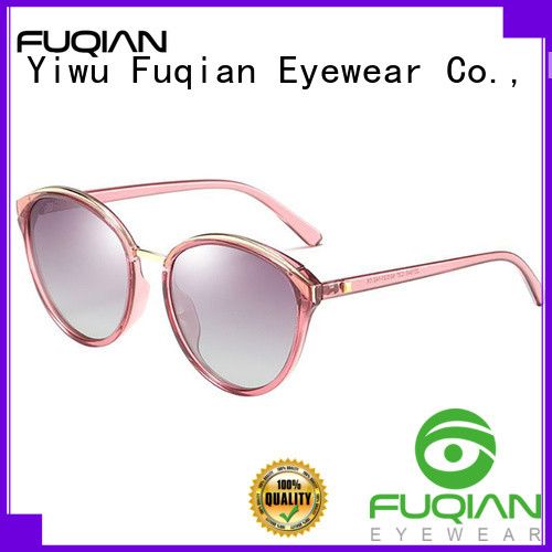 Fuqian girls female sunglasses customized for sport