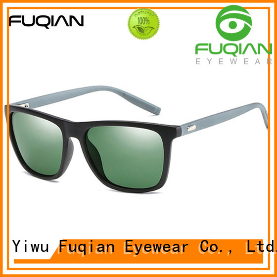 Fuqian male sunglasses manufacturers for sport