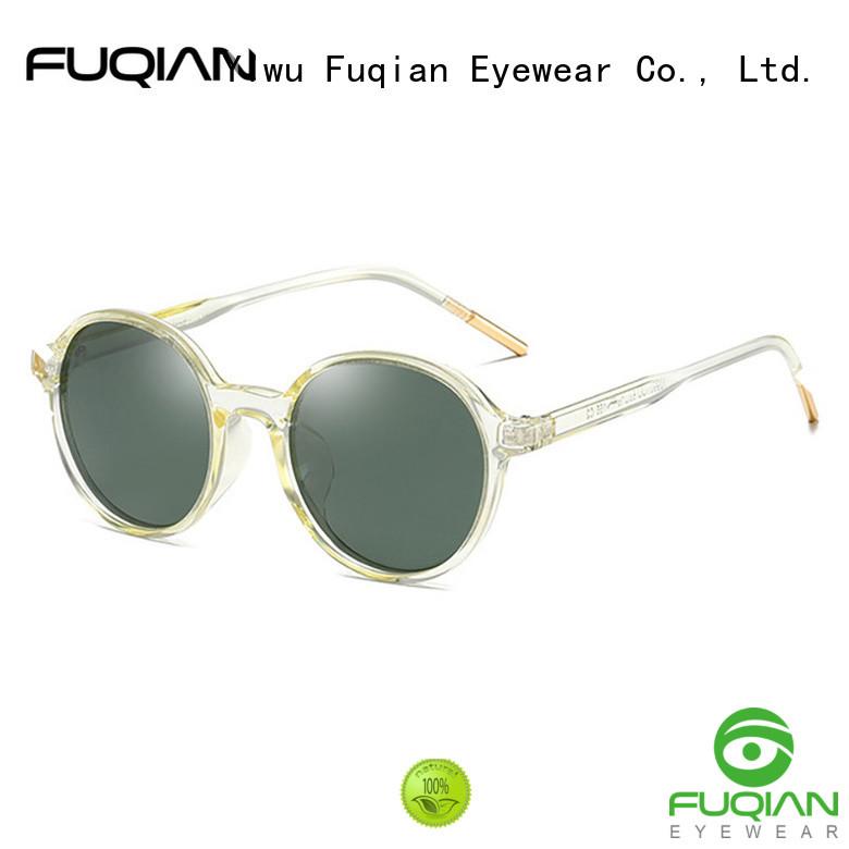 Fuqian women sunglasses customized for racing