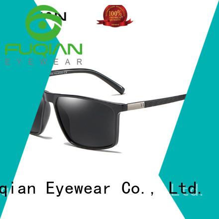 Fuqian male sunglasses fashion design for running