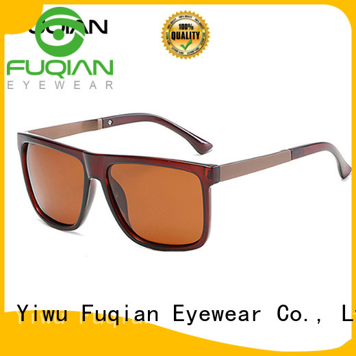 polarized sunglasses for men customized for driving Fuqian