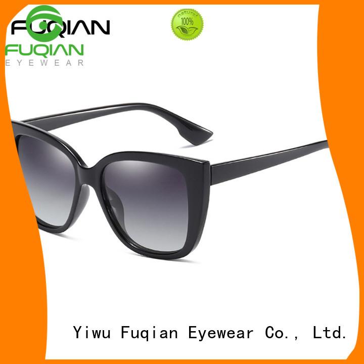 Fuqian stylish female sunglasses for women