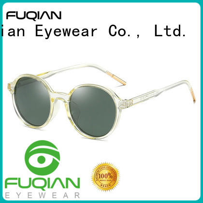 Fuqian benefits of polarized sunglasses factory for women