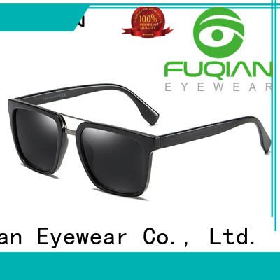men oversized aviator sunglasses customized for running