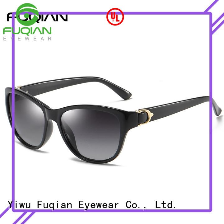 Fuqian female sunglasses customized for lady