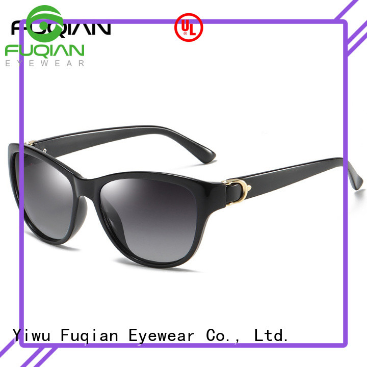 Fuqian female sunglasses customized for lady