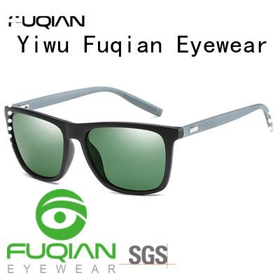 Fuqian polarized expensive sunglasses customized for men