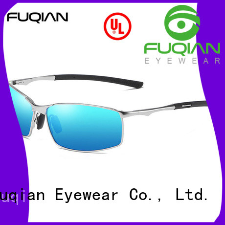 Fuqian men sunglasses factory price for men